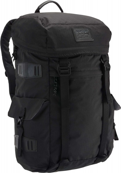 Burton Annex pack 28L rugzak true black triple ripstop