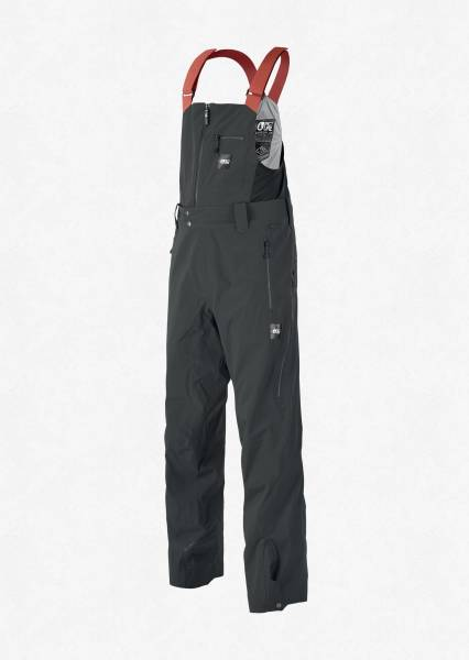 Picture Welcome heren bib snowboardbroek black
