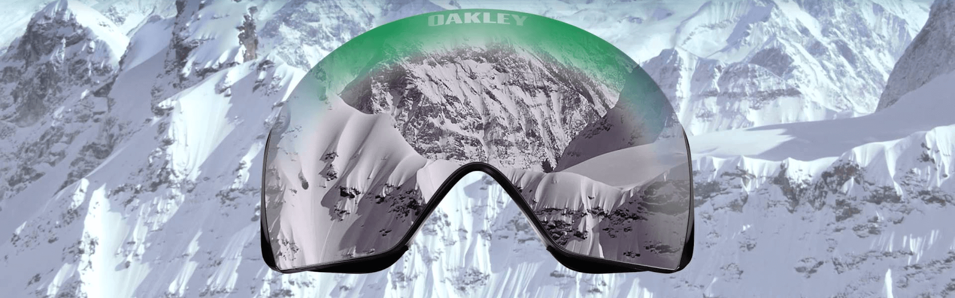 Oakley prizm goggles and lenses